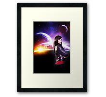 Gwen Cooper Framed Print