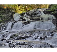 Indian Ladders Falls Photographic Print
