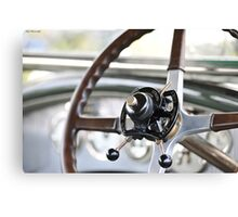 Ignition Timer Canvas Print