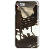 The Bus Stop iPhone Case/Skin