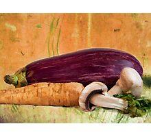 eat healthy Photographic Print