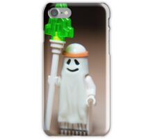 Ghost Vitruvius iPhone Case/Skin