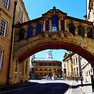 Bridge of Sighs, Oxford by artfulvistas