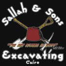 Sallah and Sons Excavating by AngryMongo