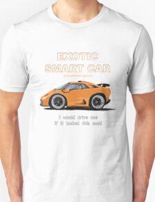 Exotic Smart Car (smamorghini) T-Shirt