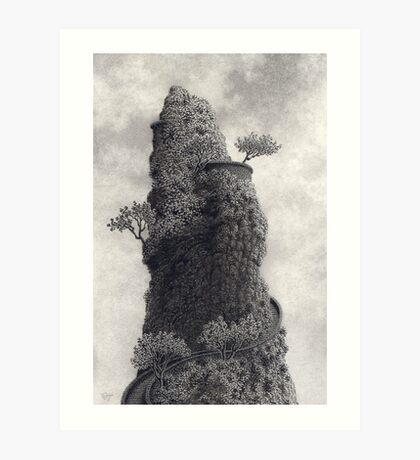 Falconer's Folly Art Print