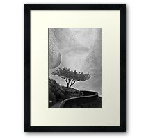 Cathedrals of the Heart Framed Print