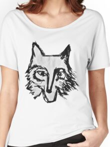 Grey Wolf Women's Relaxed Fit T-Shirt