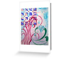 Love or Money? Greeting Card