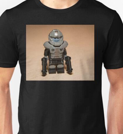 The Galaxy Trooper Loaded Unisex T-Shirt