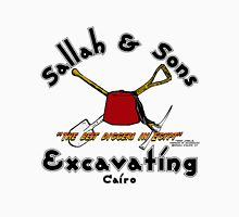 Sallah and Sons Excavating Light Unisex T-Shirt