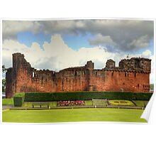 Penrith Castle Poster