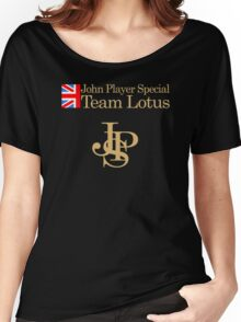 John Player Special Team Lotus Women's Relaxed Fit T-Shirt