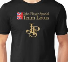 John Player Special Team Lotus Unisex T-Shirt