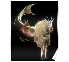 Capricorn - The Zodiac by Liane Pinel Poster