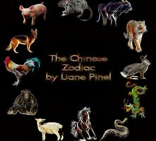 Chinese Zodiac - Complete by Liane Pinel by Liane Pinel