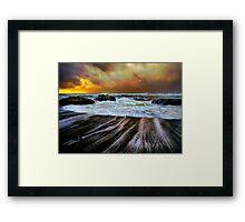 Smelt Sands Framed Print