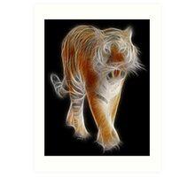 Tiger - Chinese Zodiac by Liane Pinel Art Print