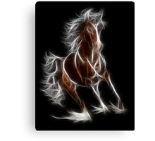 Horse - Chinese Zodiac by Liane Pinel Canvas Print