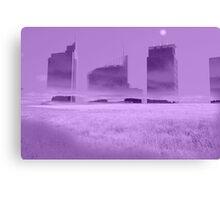 """THE TWILIGHT ZONE"" Canvas Print"