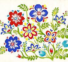 flowers by Elena Way