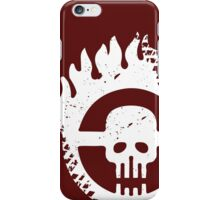 Immortan Joe Distressed iPhone Case/Skin