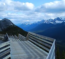 Skywalk by Roxanne Persson