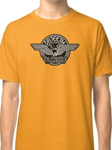 Dr.Teeth and the Electric Mayhem - MonoChrome Logo Design Classic T-Shirt