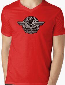 Dr.Teeth and the Electric Mayhem - MonoChrome Logo Design Mens V-Neck T-Shirt