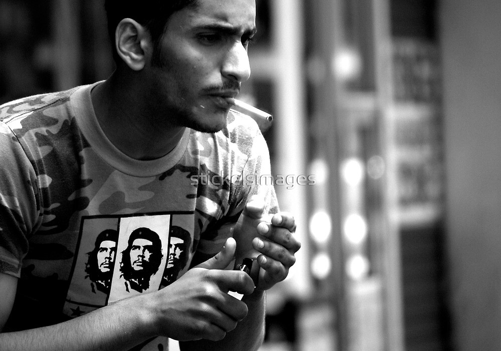 peoplescapes #312, che by stickelsimages