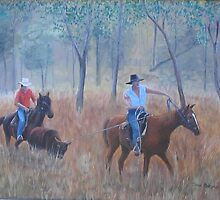 Rosella Plains Muster by johnba
