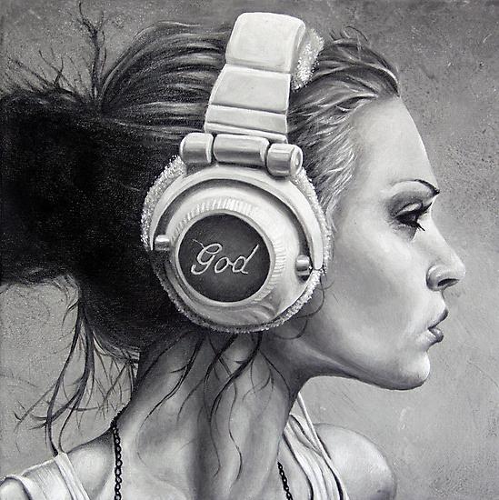 LISTEN by Brent Schreiber