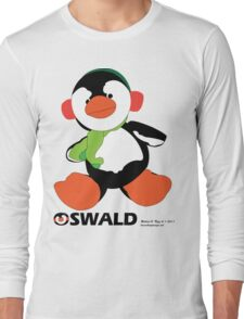 Oswald T. Penguin - T-shirt Long Sleeve T-Shirt