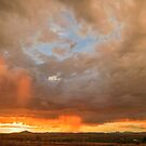 Fire in the Sky by Mitchell Tillison