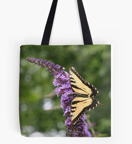 Summer Wings - Eastern Tiger Swallowtail Tote Bag