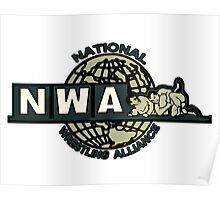 National Wrestling Alliance Poster