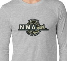 National Wrestling Alliance Long Sleeve T-Shirt