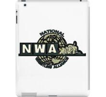 National Wrestling Alliance iPad Case/Skin