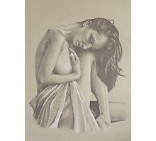 Nude Study One Photographic Print