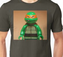 Mikey Loves Pizza! Unisex T-Shirt