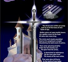 Camelot - The Dream (Poem and Art) by michaelcrizzi