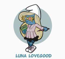 Luna Lovegood is Feeling Just Smurfy! by BeccaW