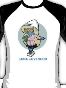 Luna Lovegood is Feeling Just Smurfy! T-Shirt