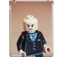 Lex Luthor iPad Case/Skin