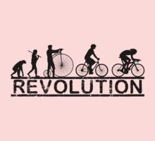 Cycling Revolution One Piece - Short Sleeve