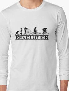 Cycling Revolution Long Sleeve T-Shirt