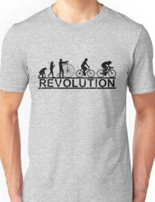 Cycling Revolution Unisex T-Shirt
