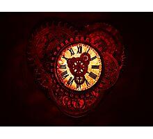 This Clockwork Heart of Mine Photographic Print