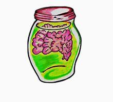 Zombie Brain Jar  Unisex T-Shirt