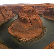 Horseshoe Bend, Page Arizona by Judson Joyce